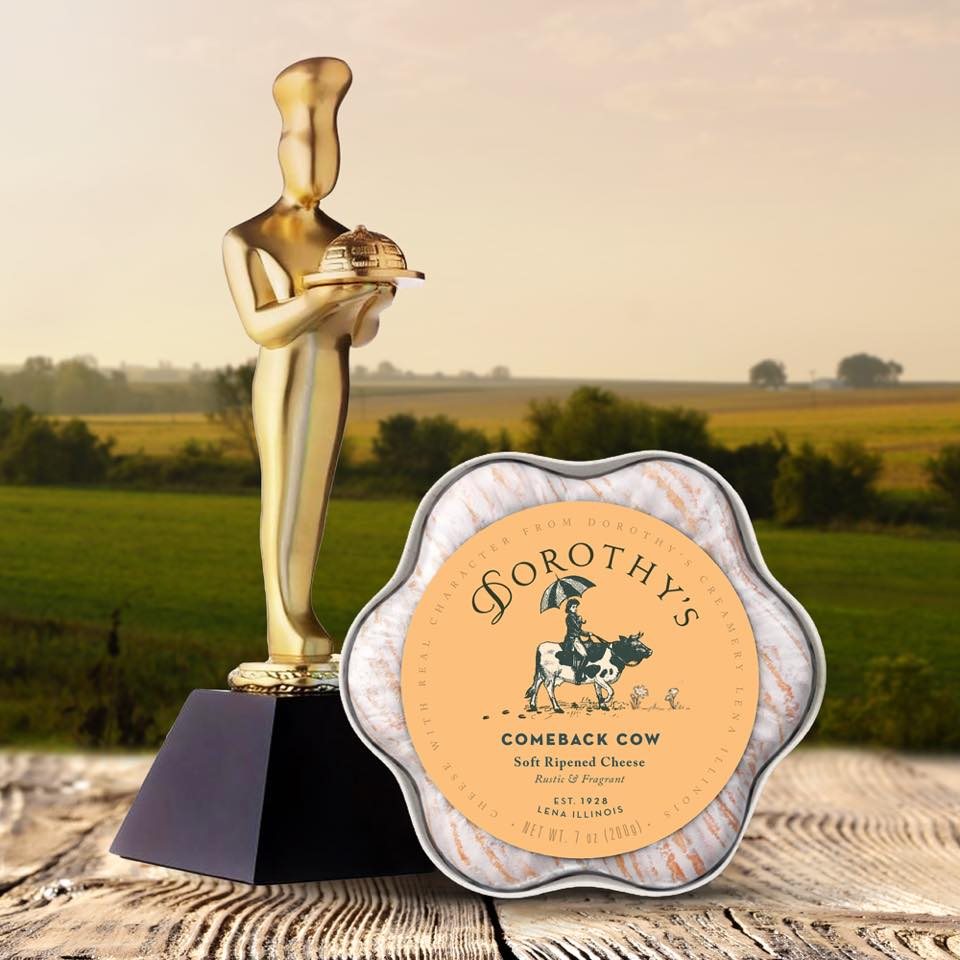dorothy's cheese sofi award